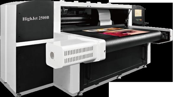 impresora digital multipass highjet